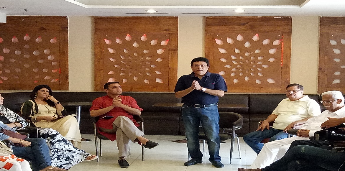 Three condominiums on MG Road join hands to solve