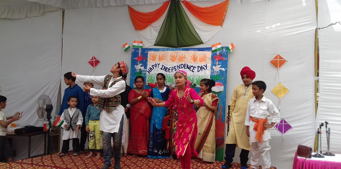 Dwarka's Independence Day celebrations