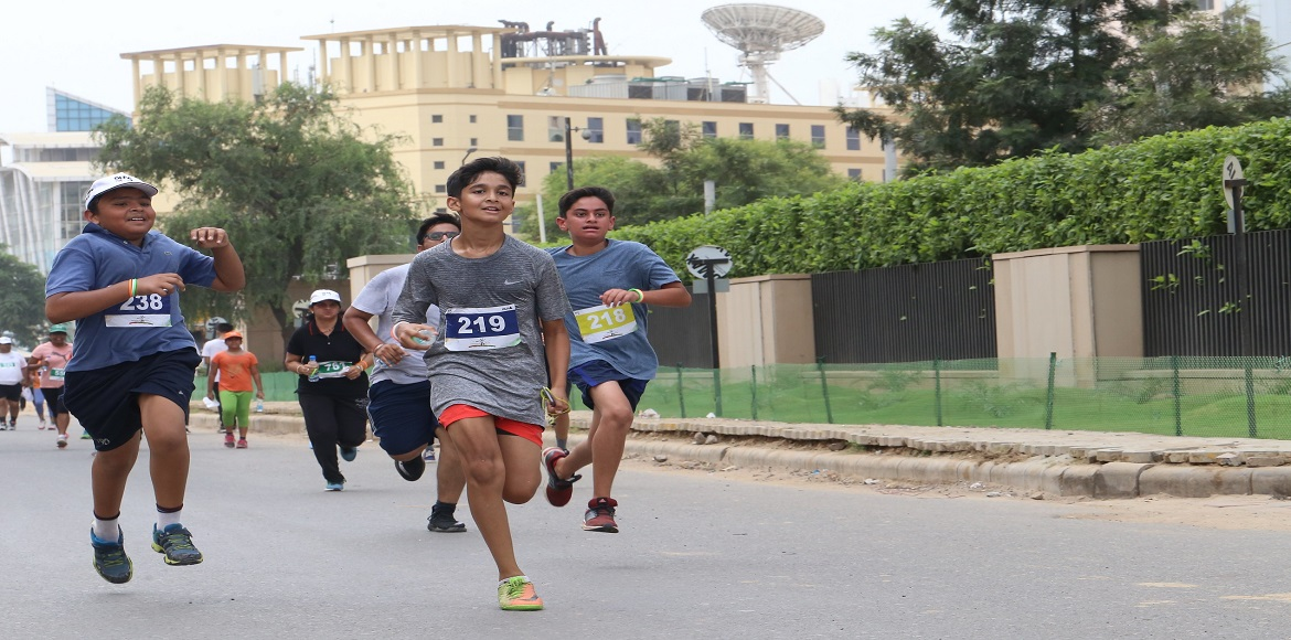 A fitter I-Day for DLF5 residents