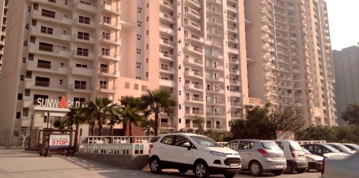 Residents of Sunworld Vanalika are living in unregistered flats. Find out why