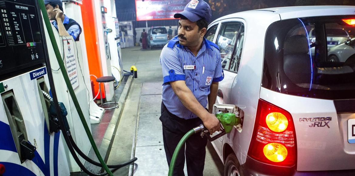 Now buy LED lights, tubelights and fans at state-run petrol pumps!