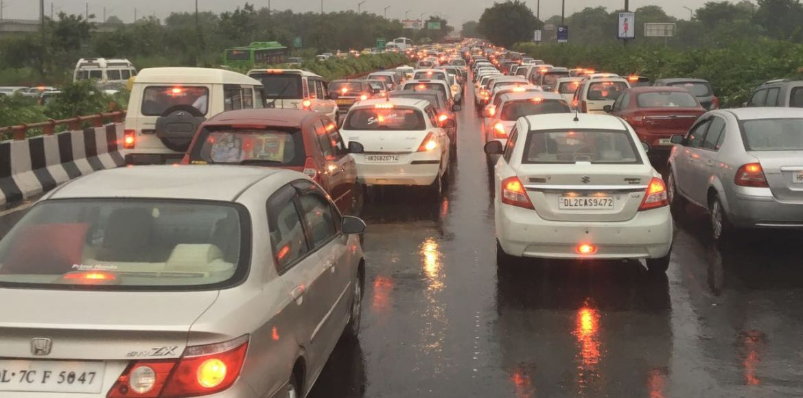 Heavy rains predicted for Gurgaon in the next 3-5