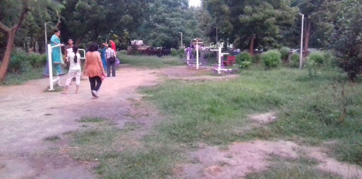 Dwarka, Sec 7: Residents want better maintenance of the open gym
