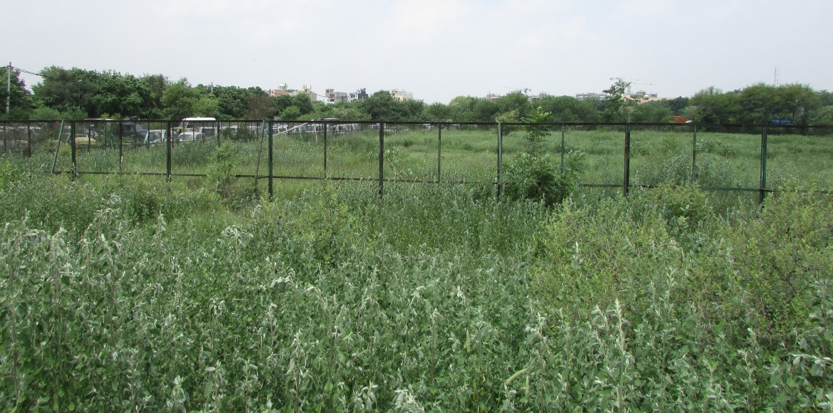 Dwarka: Why are the Yuva sports grounds in shambles?