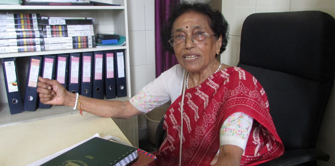 Dwarka: ANHLGT develops a community library