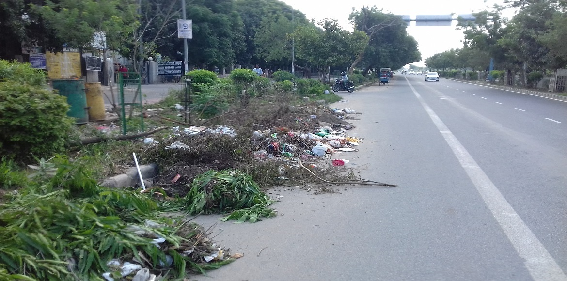 Dwarka gets anxious about its garbage management a