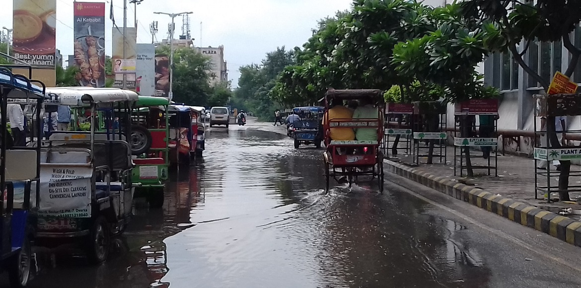 How many monsoons will it take to fix Dwarka's waterlogging problem?