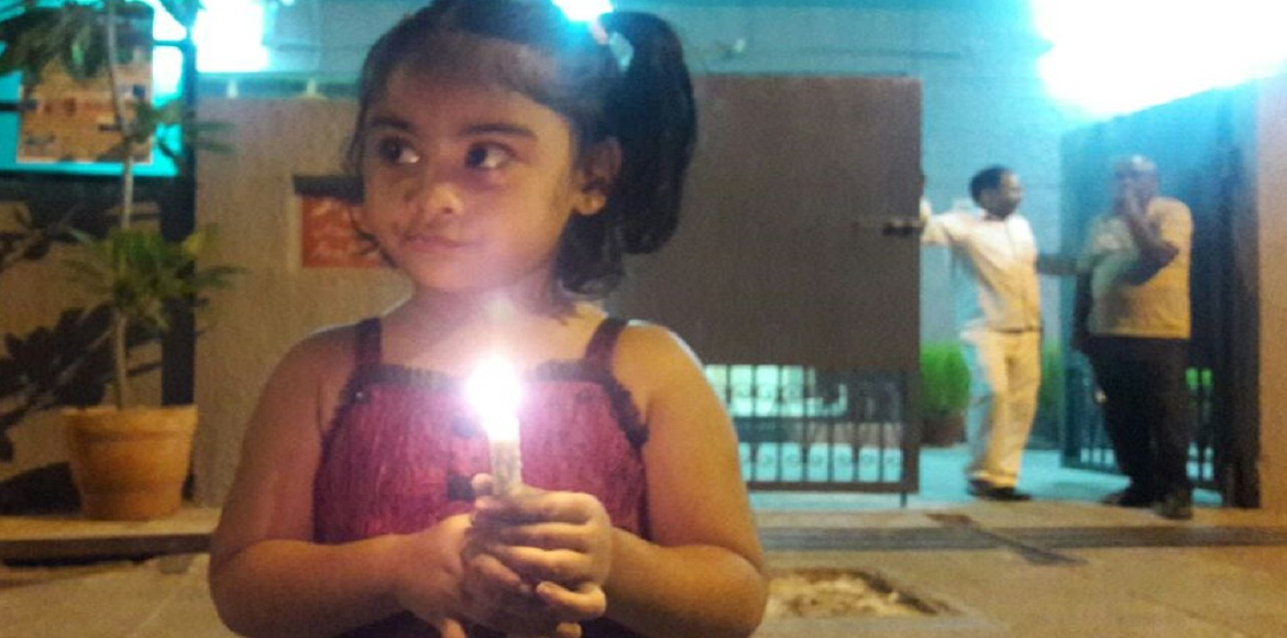 Anguished Noida parents go on candle march against