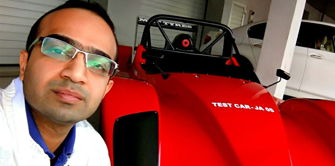 How to build a car from scratch? Learn from this Noida rally driver
