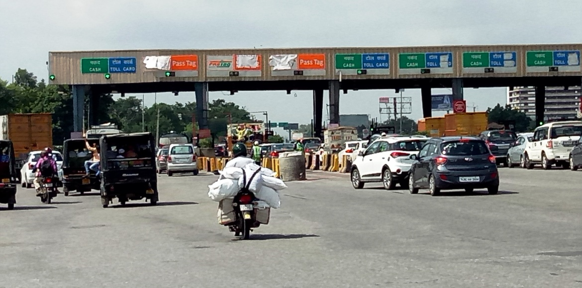 Kherki Dhaula toll now has FASTag lanes