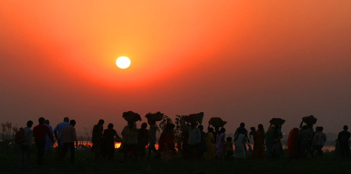 Did you know Chhath Puja was dedicated to the Sun God?