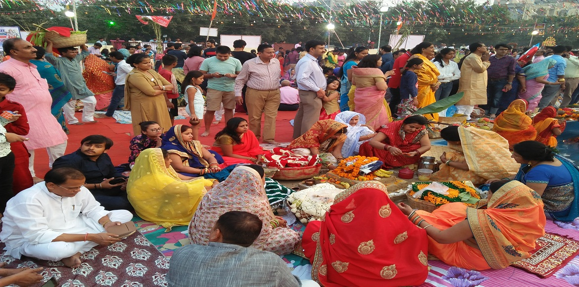 Cultural integrity and government apathy...Chhath in NCR saw it all