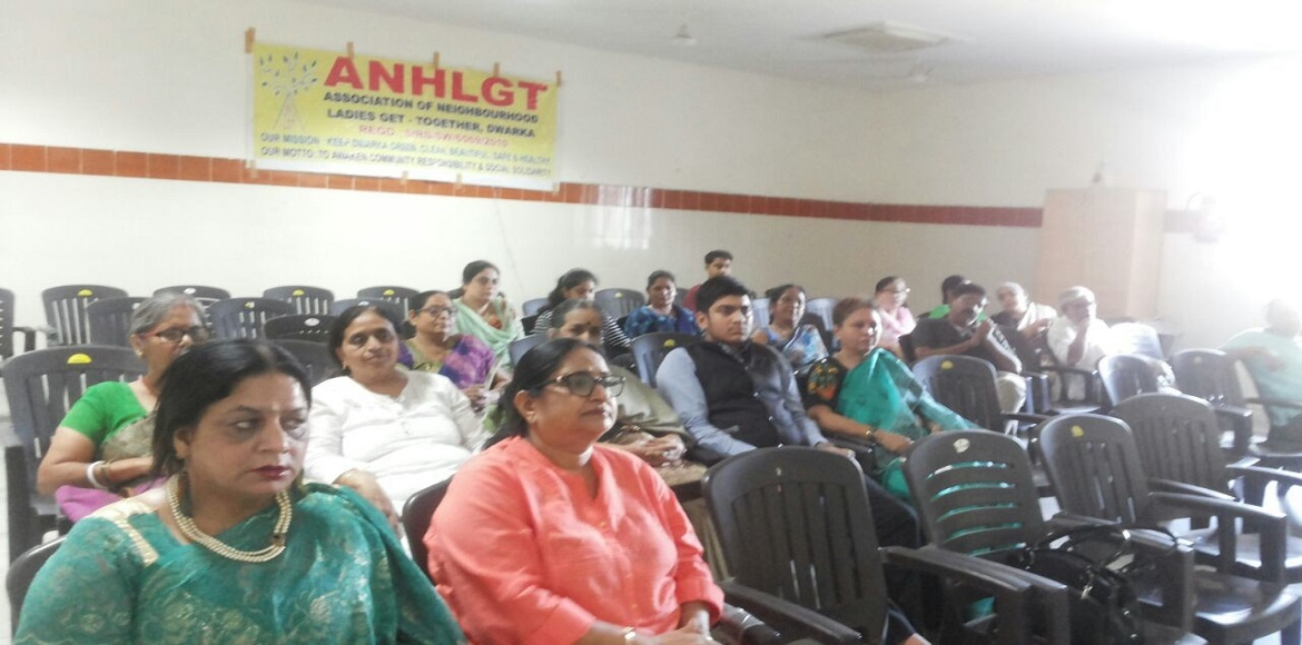 Reduce, recycle and reuse: ANHLGT celebrates Gandhi Jayanti in Dwarka