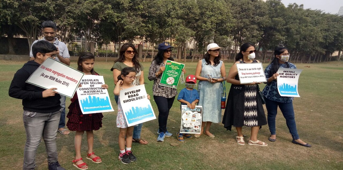 Gurgaon Sector 71 residents petition Chief Minister about pollution
