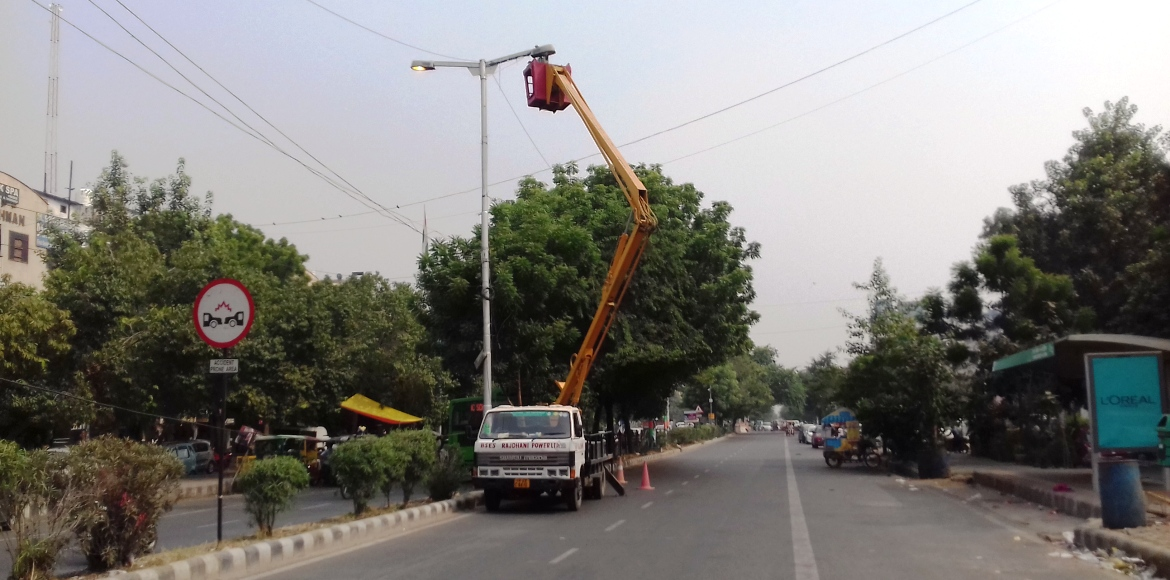 Dwarka: And the lights came on...