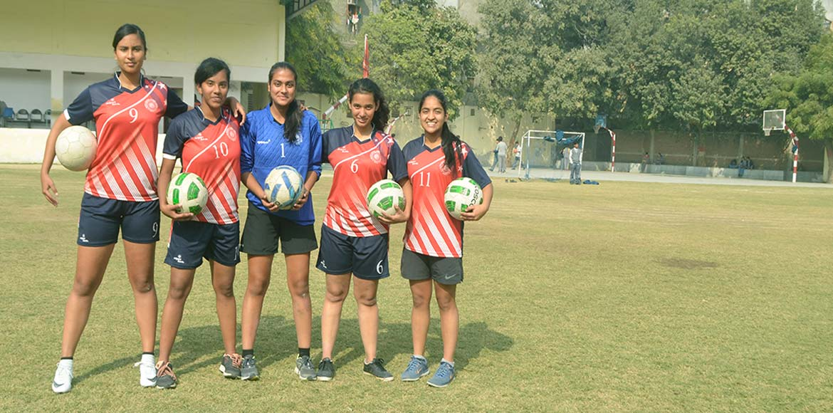 These East Delhi girls are going to Australia! And they will have a ball!