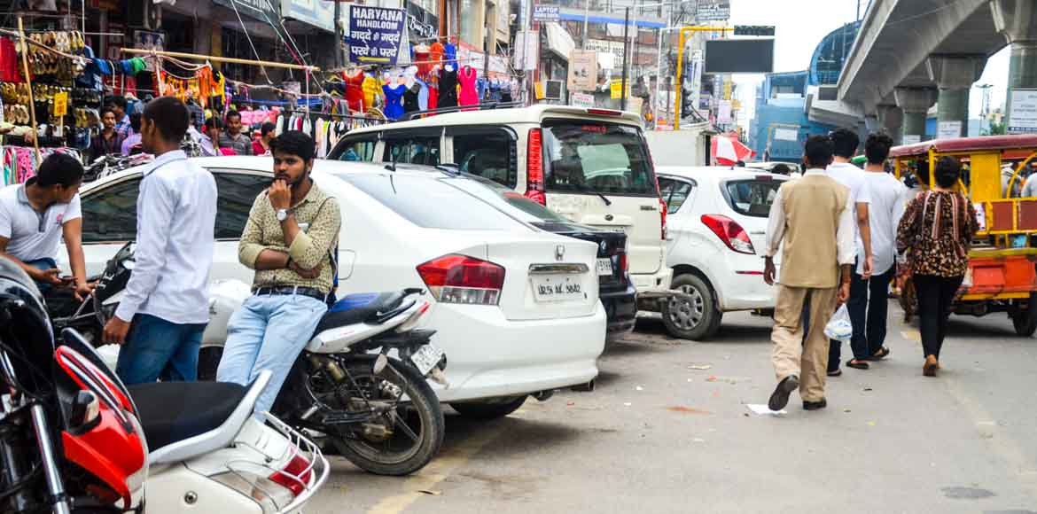Noida Authority's new parking policy deferr