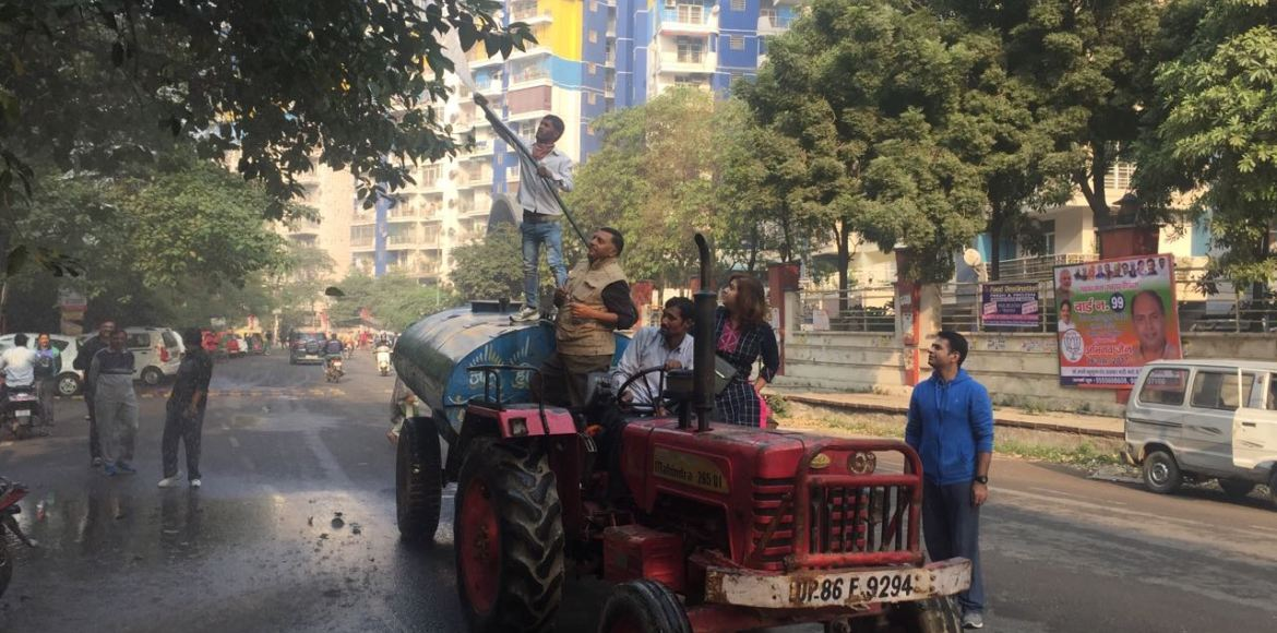 I'puram: Local residents' group steps up fight against pollution