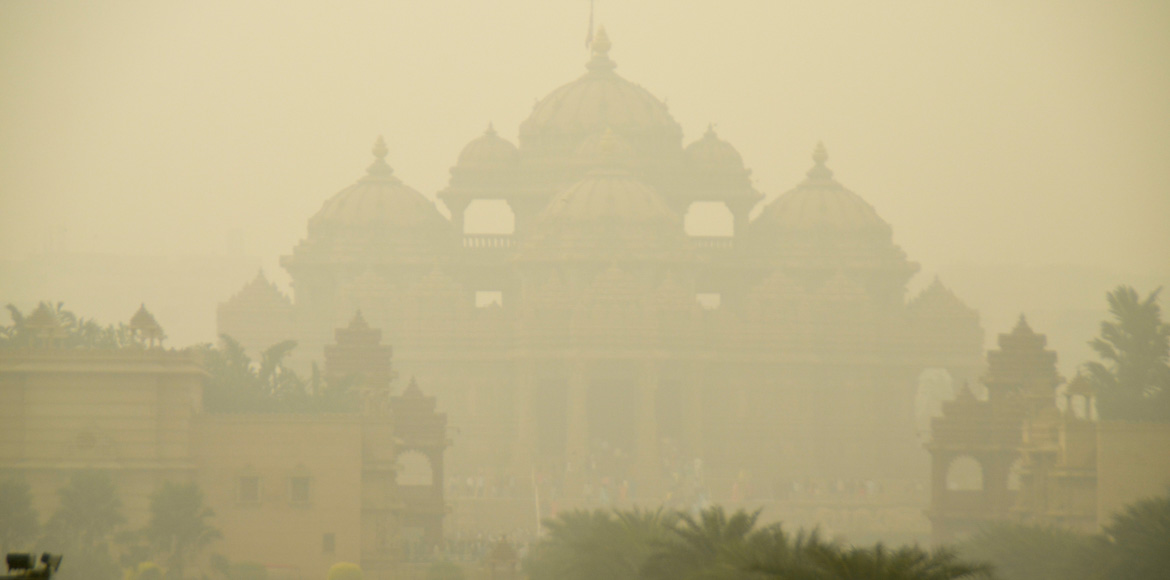 Just as the NCR had begun to rejoice, the smog strikes again