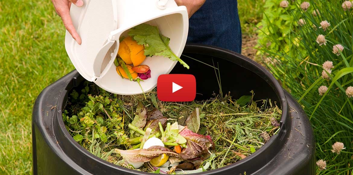 Want to start composting your household waste? Just click on this video