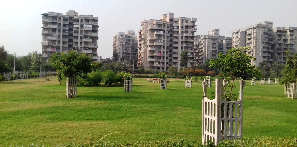 Dwarka: Age no bar... Visit the park in Sec 11 to know why