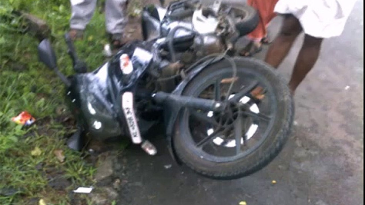 Motorcycle rider dies in Gurgaon in a hit-and-run