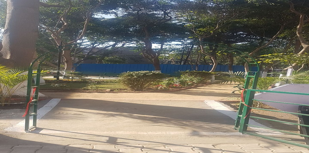 Residents of DLF Phase 1 transform barren lands into parks