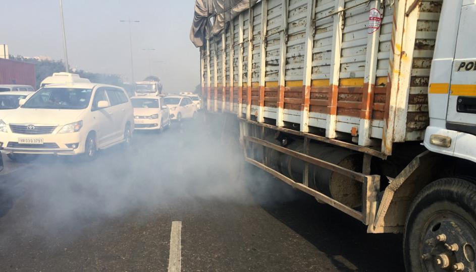 Ggn Sector 15 residents petition Haryana CM to save them from pollution
