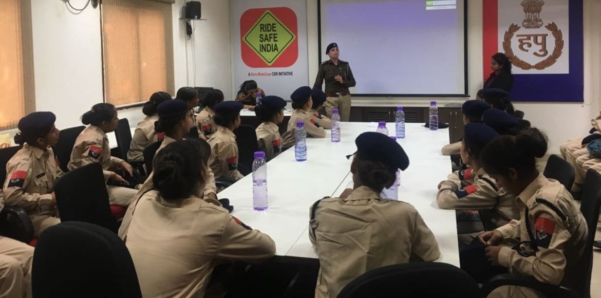 Ggn: Female police, lawyers join hands to spread awareness of sexual offences