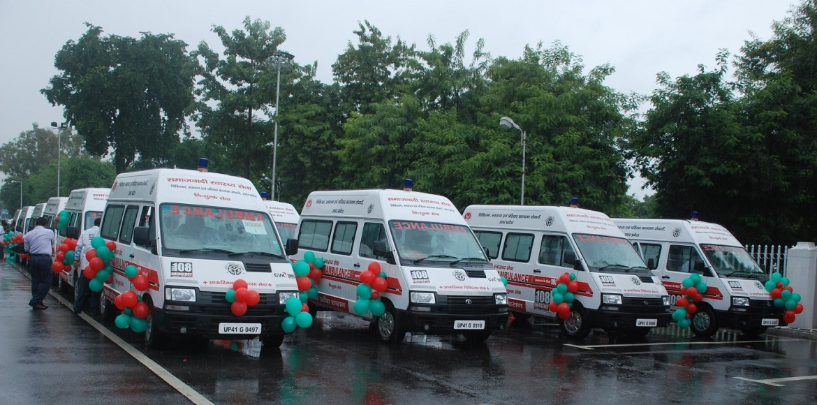 Noida-GreNo to get six more ambulances by February