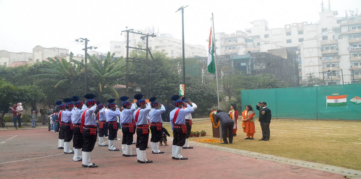 The community flavour of Republic Day celebrations