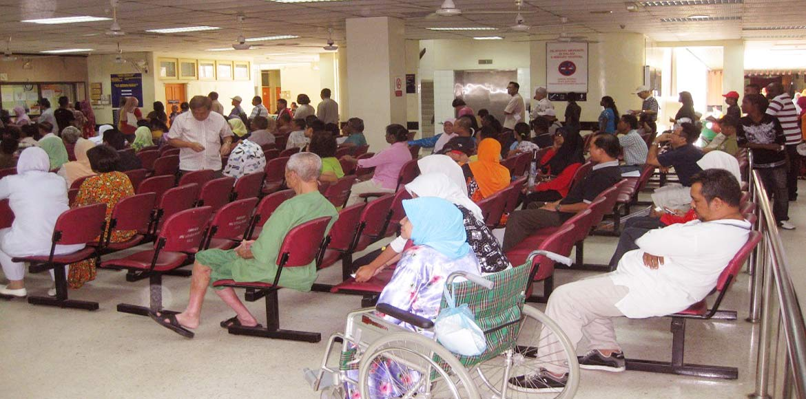 Visitors to Noida district hospital may need passes from Feb