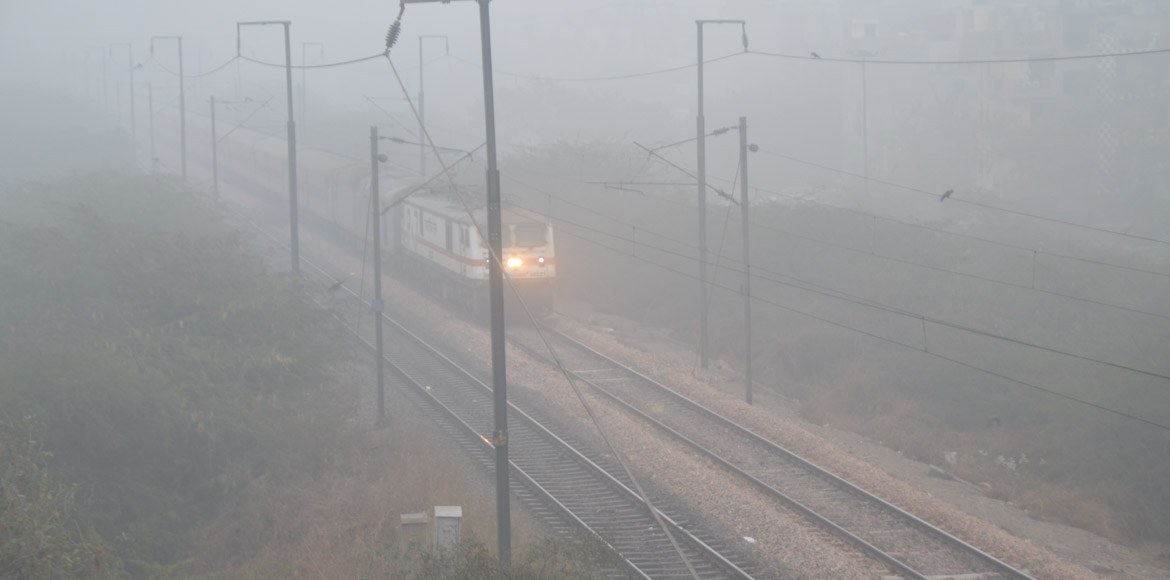 No respite from pollution even in New Year