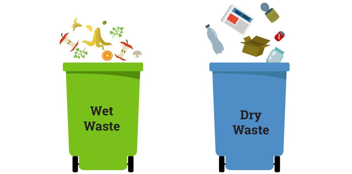 What's wet and dry waste, and how do you segregate them? Let NOFAA tell you