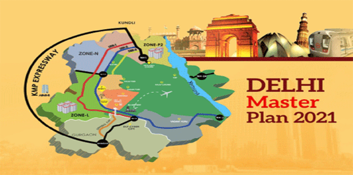 DDA files its proposal for amendments to Master Plan 2021