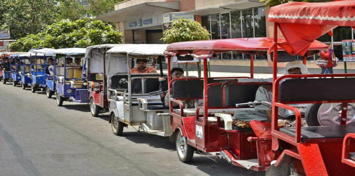 GB Nagar: Registration of e-rickshaws likely to start in March