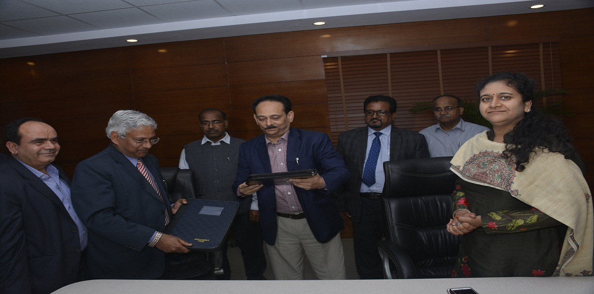 CRRI and GDA sign an MoU to relieve Ghaziabad of its traffic mess