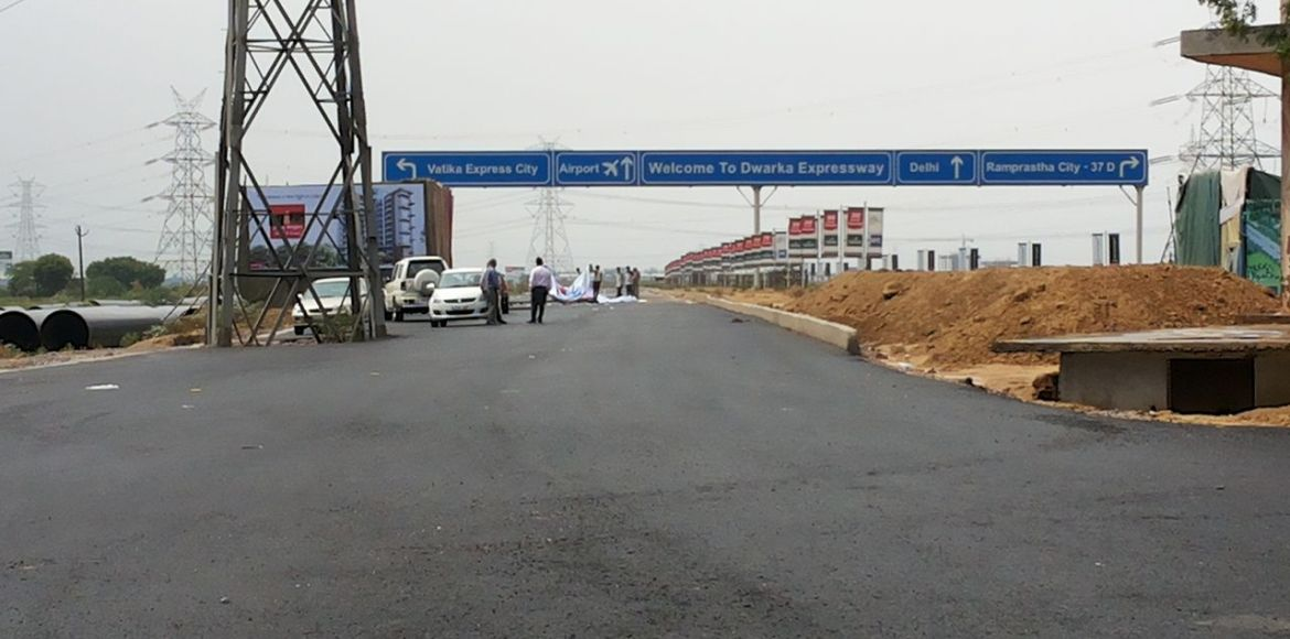 PM to lay foundation stone for Dwarka Expressway this month