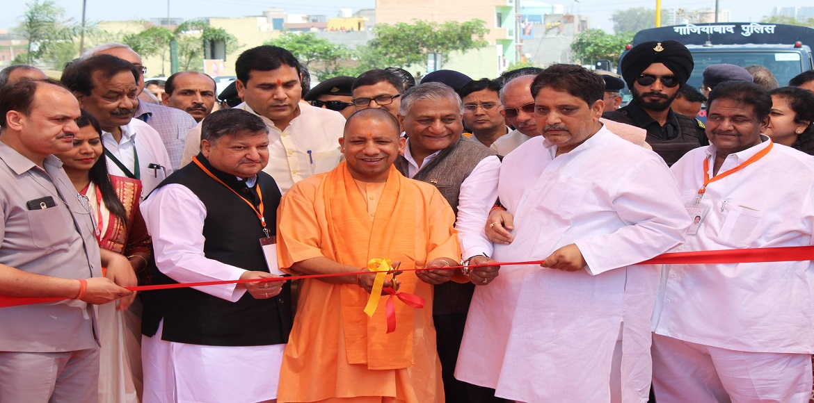 Hindon elevated road finally thrown open to public