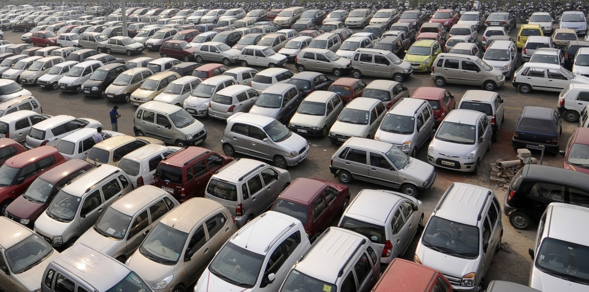 MCG plans to construct multilevel parking lots in