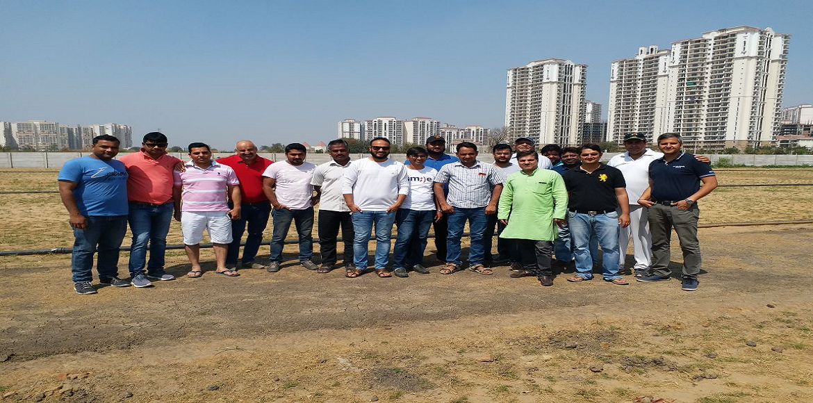 One Issue, One Match: Dwarka Expressway residents take field to be heard
