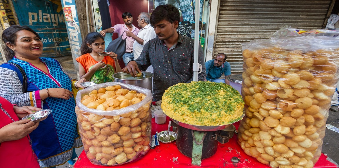 Soon you might find street vendors in just four locations of Indirapuram