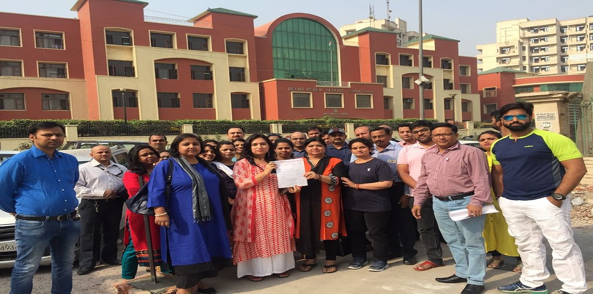 Will DPS Indirapuram comply with parents' demands?