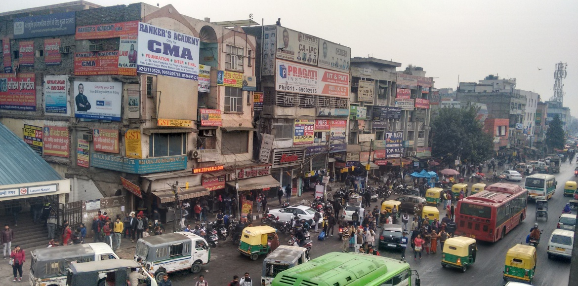 Delhi shops down shutters to protest against MCD sealing drive
