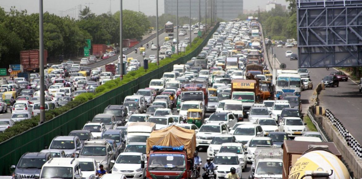 Gurgaon commuters could be staring at a traffic nightmare on Monday...