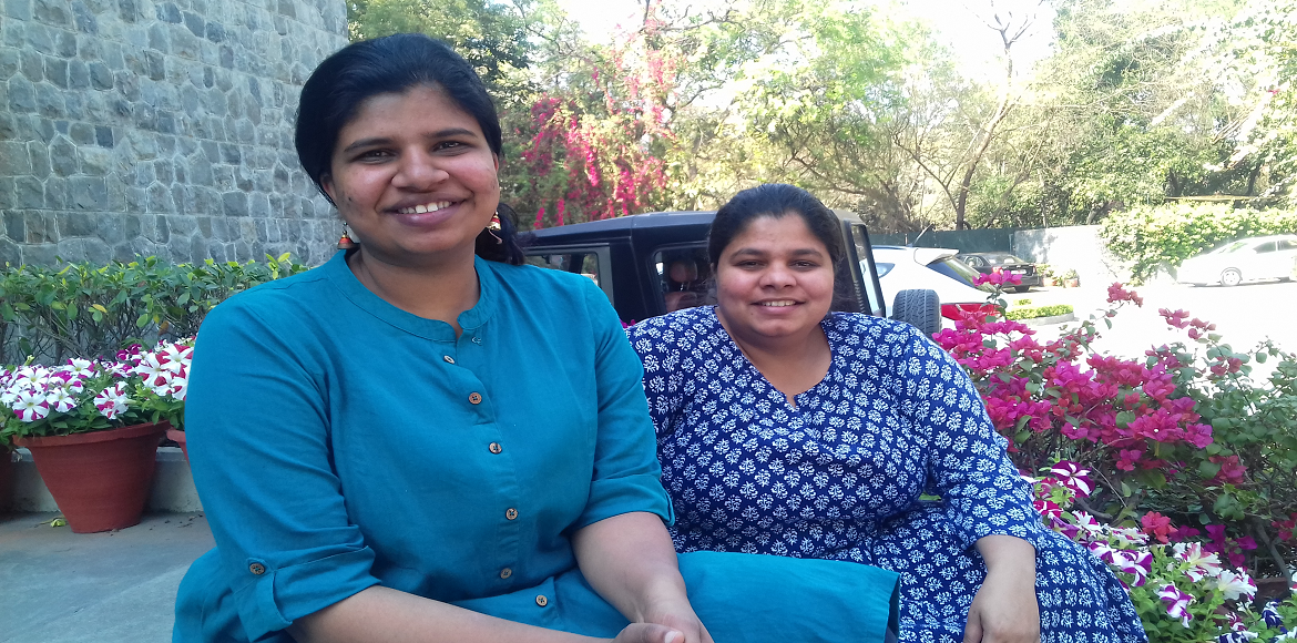 Inspired by Nirbhaya, these Dwarka sisters came together against gender violence