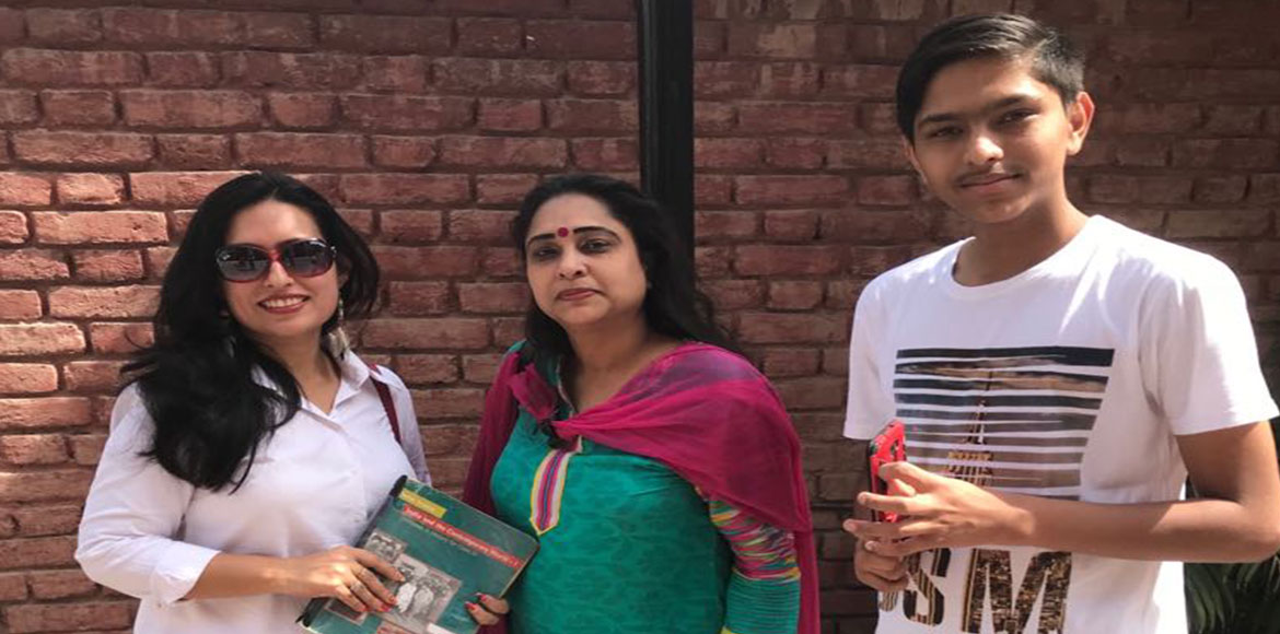 Here's what DPS Indirapuram parents are doing about their kids' old schoolbooks
