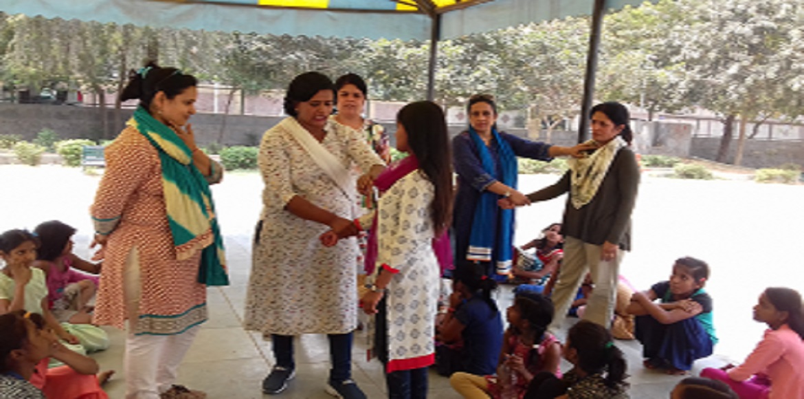 Self-defence camp organised for women in Dwarka