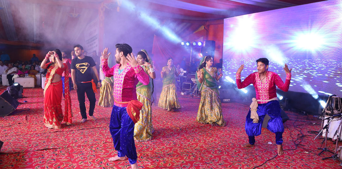 World Bhojpuri Conference in Dwarka: Dazzling performances mesmerise residents