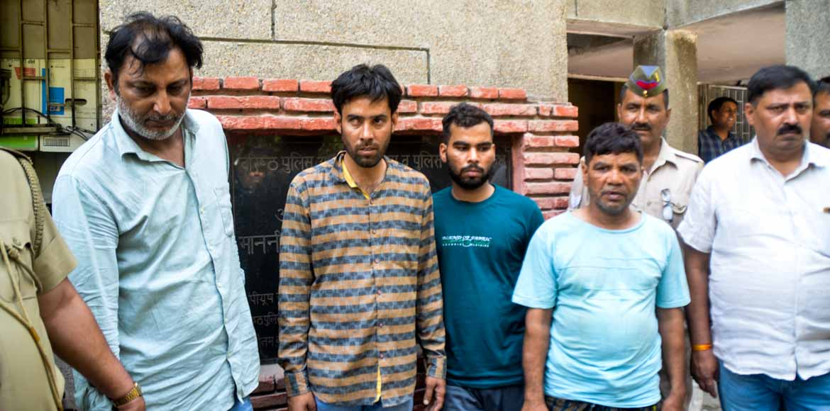 Thieves who broke into Gujarat governor's daughter's residence nabbed